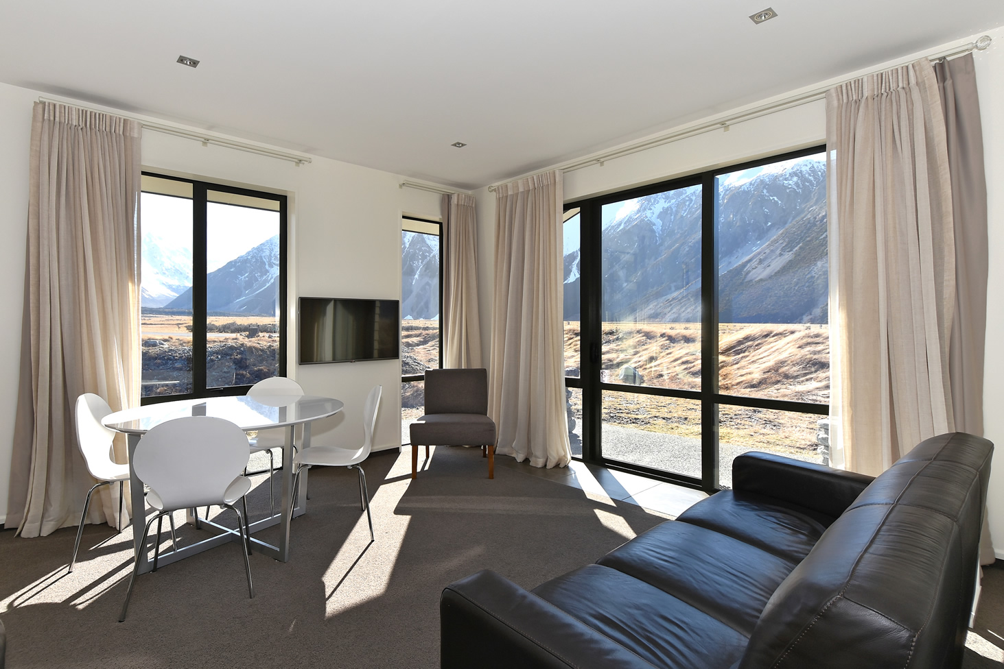 Two Bedroom Unit Aoraki Court Motel